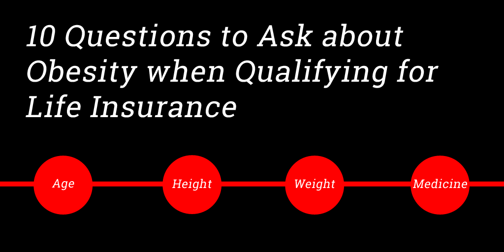 10 Questions to Ask about Obesity when Qualifying for Life Insurance