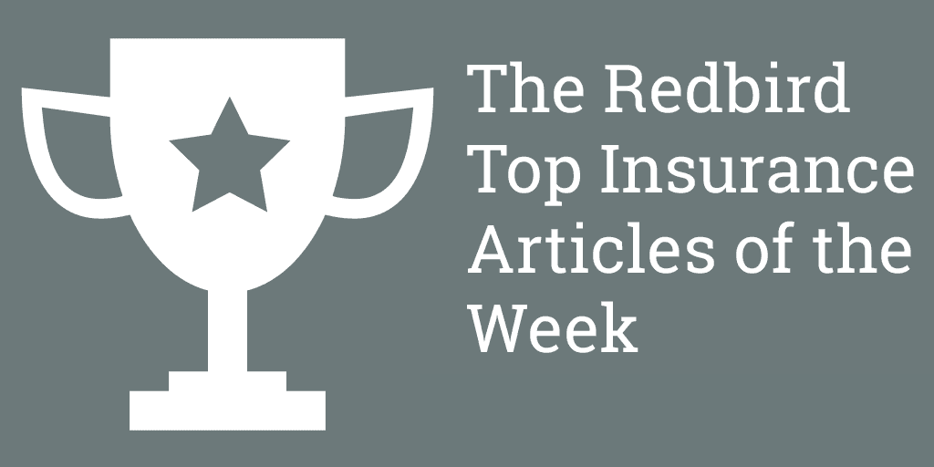 Top 5 Insurance Articles For the Week of July 27th, 2015