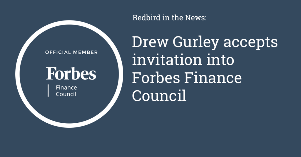 Drew Gurley Forbes Finance Council