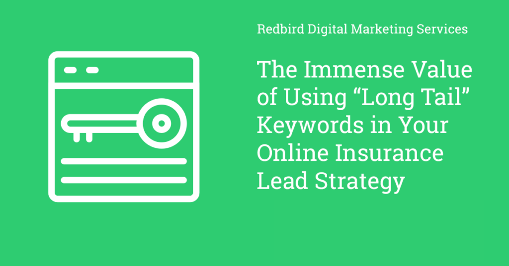 long tail keywords for insurance leads