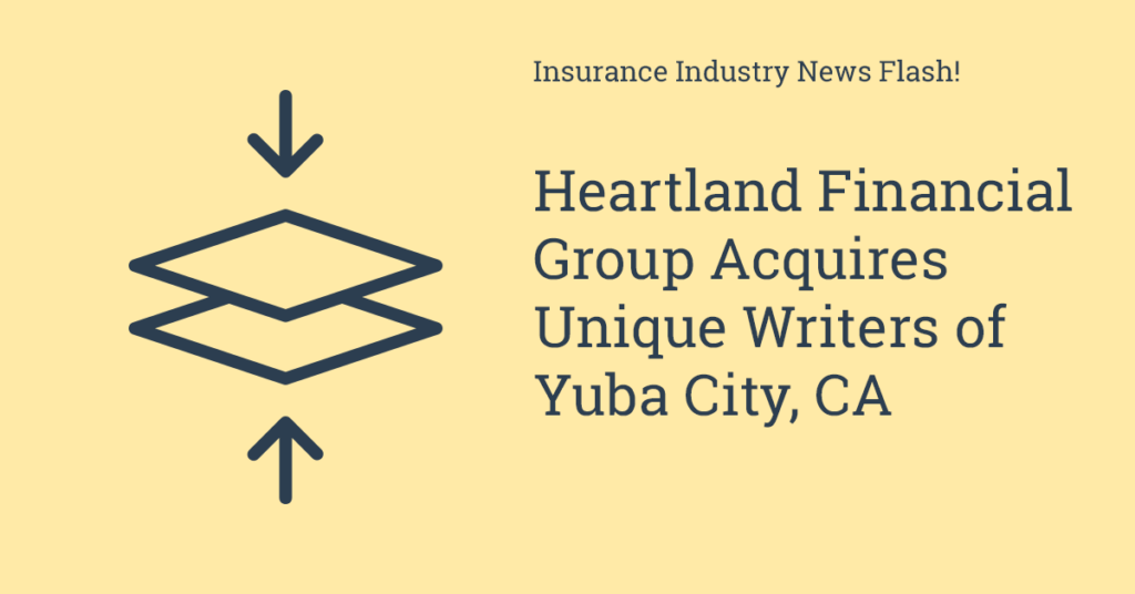 Heartland Financial Group acquires Unique Writers